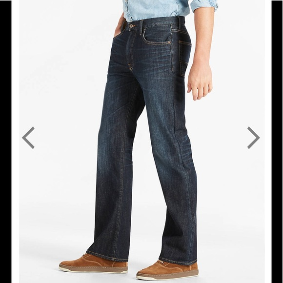 Lucky Brand Other - NWT Men's Lucky Brand 181 relaxed straight Jean